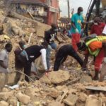 Photos: 13 bodies recovered from Plateau collapsed building