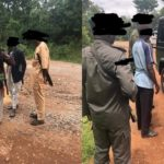 Armed Miyetti Allah Members Set Up Vigilante Group, Checkpoint In Ondo State (photos)