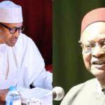 Insecurity: Anyaoku Sends Powerful Message To Buhari, NASS