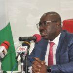 Obaseki sacks eight commissioners