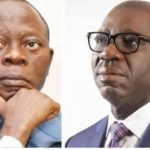 Third party behind Obaseki, Oshiomhole rift, says Edo APC