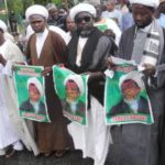 Shi'ites protest at National Assembly for El Zakzaky's release