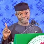 Osinbajo: we're moving GDP to 25%