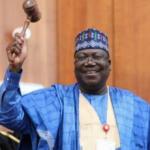 Breaking: Lawan Names Principal Officers For 9th Senate