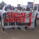 Alleged rape: Anti-COZA Pastor Fatoyinbo's protests in Lagos, Abuja (photos)