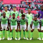 FIFA Ranking: Nigeria Move 12 Spots Up