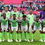 FIFA Ranking: Nigeria Move 12 Spots Up