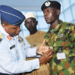 Airforce Rewards Officer With Double Promotion For Returning N15 million (photos)