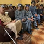 BREAKING: Tinubu In Ondo To Condole With Fasoranti