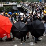 'We will not step back!' Hong Kong protesters vow to keep up pressure