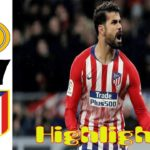 Athletico Madrid Hammer Real Madrid 7 – 3 In a Sensational Friendly In USA (VIDEO)
