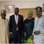 Saraki, Others Visit Tinubu In Abuja