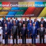 President Buhari Participates At The Opening Session Of TICAD Summit In Japan (photos)
