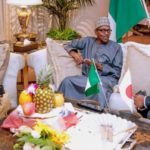 Buhari yet to see IPOB in Japan