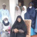 BREAKING! El-Zakzaky And Wife Finally Depart Nigeria For India