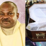 Photos: Vigil Mass For Rev Father Offu Allegedly Killed By Suspected Herdsmen