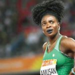 Nigerian Female Athlete, Tobi Amusan Breaks 20 Year Record, Becomes Africa 100m Champion