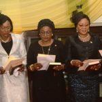 PHOTOS: Sanwo-Olu swears in new permanent secs