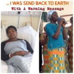 I Died And Came Back To Life With Message From God – Deeper Life Woman Makes Stunning Claim