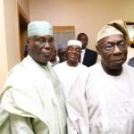 Atiku Confirms N50m Donation To Obasanjo's Library, Accuses Buhari Govt Of Attempt To Silence Ex-President