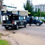 PHOTOS: Tight security during El-Zakzaky's bail hearing