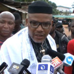 Nnamdi Kanu Reacts To Killing Of Catholic Priest, Paul Offu, Names Those To Be Held Responsible