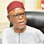 APC Ex-Nat Chairman John Oyegun Reveals In 80 Years He Hasn't Spent A Single Night On Hospital Bed
