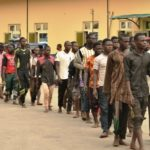 123 'suspicious-looking' men from Jigawa detained in Lagos (photos)