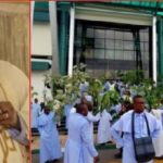 Catholic priests protest killing of colleague in Enugu (PHOTOS & VIDEO)