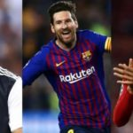 Messi, Ronaldo, Van Dijk Make Best FIFA Men's Player Of The Year Nominees [Full List]