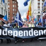 Scots want to quit United Kingdom, poll shows