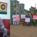 Elder Statesmen Protest Against Having 27 Years Old As Commissioner For Youth Affairs In Oyo State (photos)