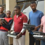 Busted: 33 suspected internet fraudsters arrested in Imo hideout