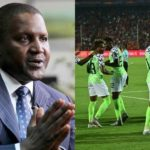 Aliko Dangote Fulfills $50,000 Per Goal AFCON Promise To Super Eagles