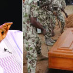 Alleged Secret Burial Of Soldiers: Stop Dramatizing Sponsored Wall Street Journal Report – NDF Cautions Atiku Over Attempt To Blackmail Army