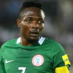 Ace Super Eagles Player, Ahmed Musa Donates Desk To Public School In Jos (Photos)