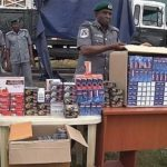 Customs seize N5b worth of banned tramadol in Lagos (Photos)
