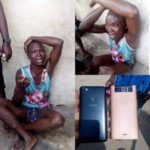 Serial Thief Nabbed After Storming Ladies' House For Operation In Delta (Photos)