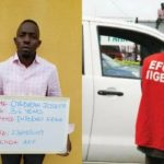 EFCC Arrests Joseph Oyediran Wanted By FBI Over Internet Fraud