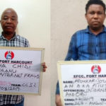 Photos: EFCC Arrests Two More Suspects Wanted By FBI