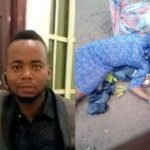 How A Man Saved The Life Of A Market Woman With His Last Cast  (photos)