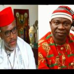 Ekweremadu: Nnamdi Kanu breaks silence as IPOB members after attack on ex-deputy Senate President