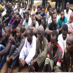 Police parade 79 kidnap suspects, others in Kaduna