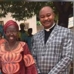 Nigerian pastor and wife welcome a set of twins after 25 years of marriage