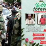 REVEALED: Senior Military Officer Allegedly Involved In The Killings Of Policemen In Taraba