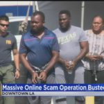80 Indicted In 'Sophisticated' Nigerian Online Fraud, Money Laundering Scheme (VIDEO)