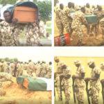 Soldiers Killed By Boko-Haram In Jakana Ambush, Buried