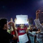 Egyptian Authorities Arrests Dozens Over Anti-Sisi Protests (photos)