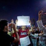 Egyptian Authorities Arrests Dozens Over Anti-Sisi Protests (photos)