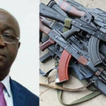 Fifty AK-47 Rifles Recovered From Nasarawa Deputy Governor's Attackers (photos)